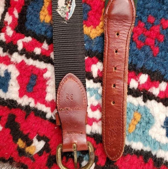 L.L. Bean belt